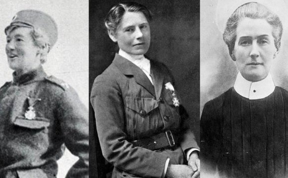 10 Heroic Women of World War I