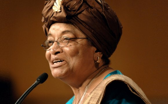 Ellen Johnson Sirleaf (born 29