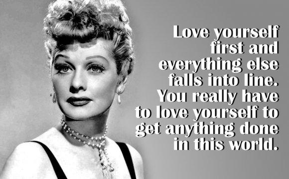 15. Lucille Ball