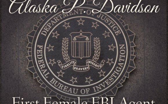 Alaska P. Davidson, the FBI s