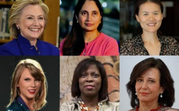 25 Most Powerful Women