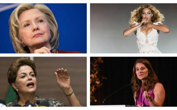 25 most powerful women in the