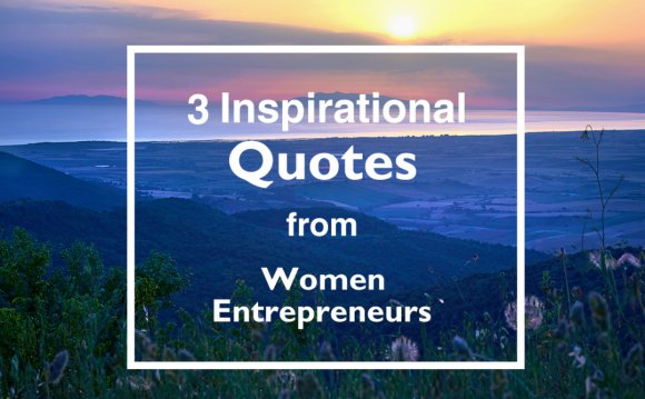 3 Inspirational Quotes from