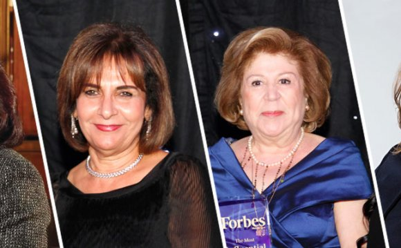 200 Most Powerful Arab Women
