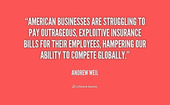 American businesses are