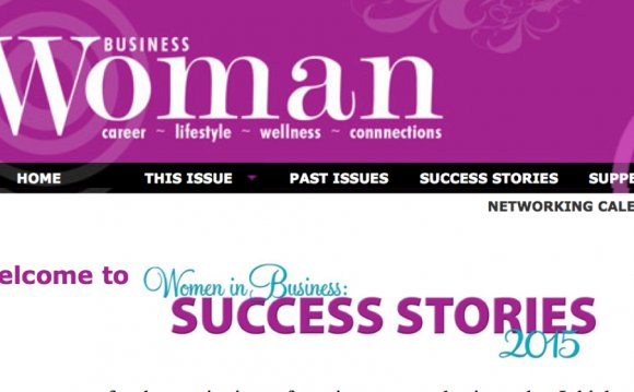 Business Woman Magazine
