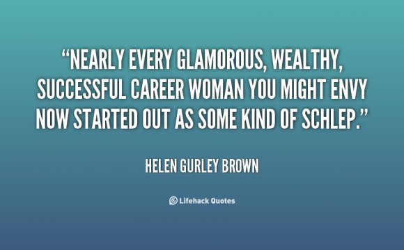Career woman quotes
