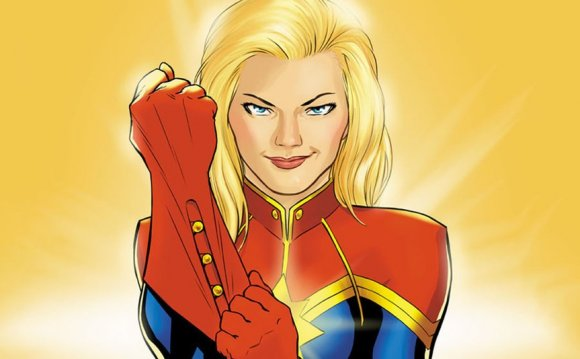 Carol Danvers, Marvel