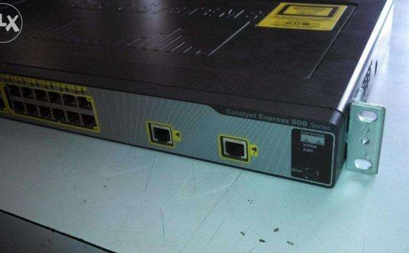 Cisco Catalyst 500 series 24