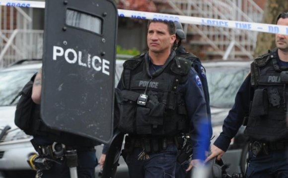 Emergency Service Police