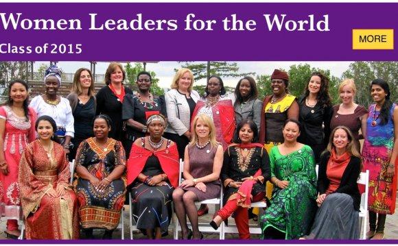 Global Women s Leadership