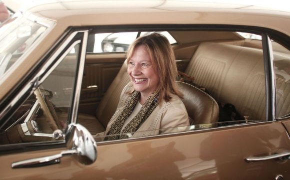 GM s Mary Barra sets a Fortune
