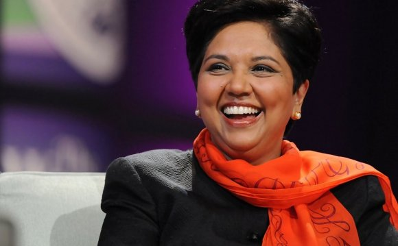 Indra Nooyi- Most powerful