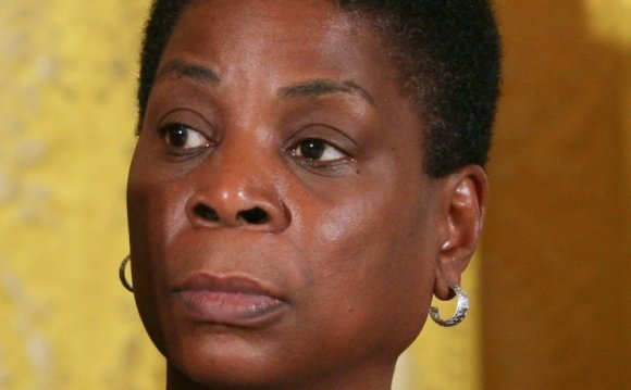 Ursula Burns made history in