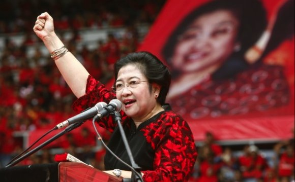 Megawati Sukarnoputri is the
