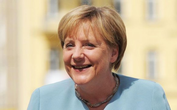 Merkel has made the list 10