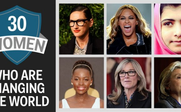 Most Influential Women In The