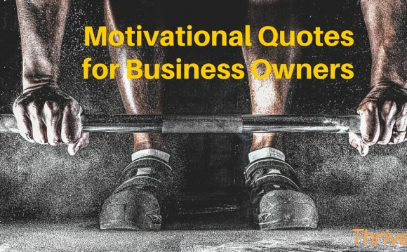 Quotes for Business Owners