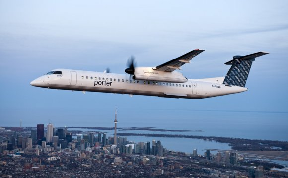 Porter Airlines: Taking the