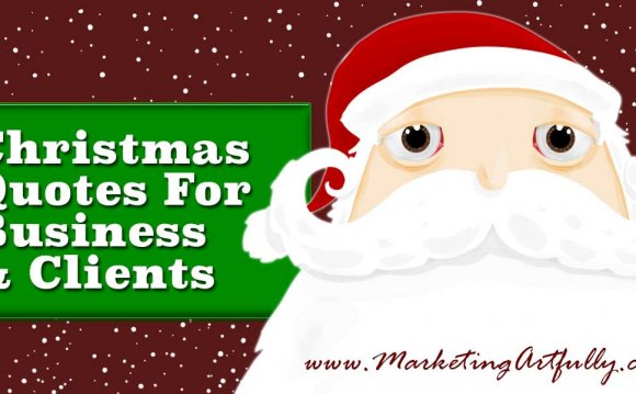 Christmas Quotes For Business