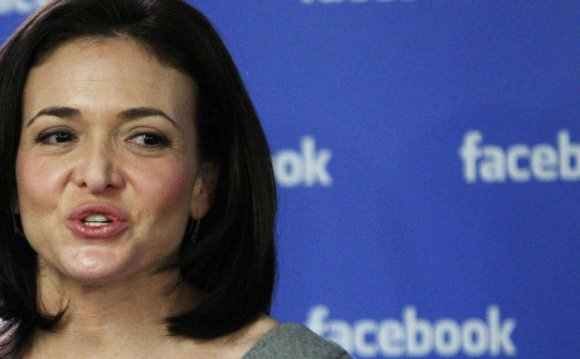 Sandberg Quotes On Women