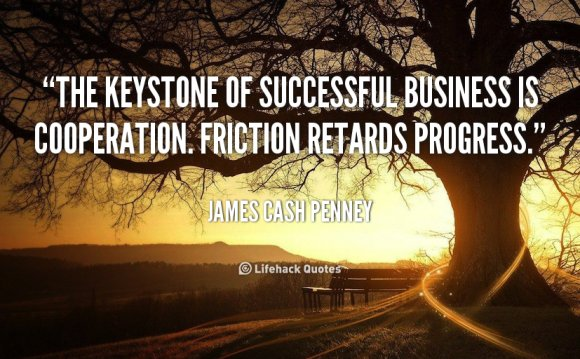 The keystone of successful