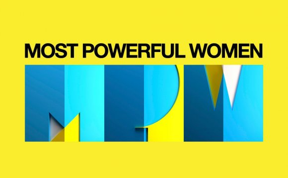 The Most Powerful Women of