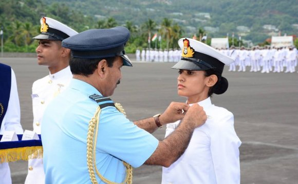 Indian Navy Passing Out Parade