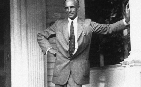 AP PhotoHenry Ford