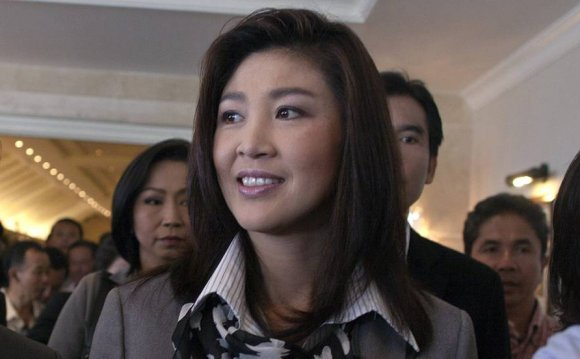 Yingluck Shinawatra became