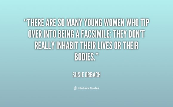 Young Women Quotes