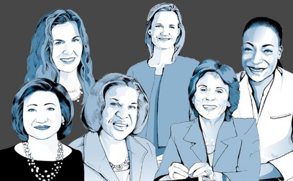 Top female business leaders