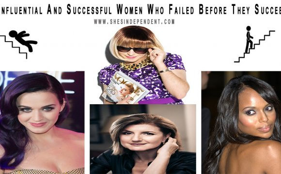 Famous successful women