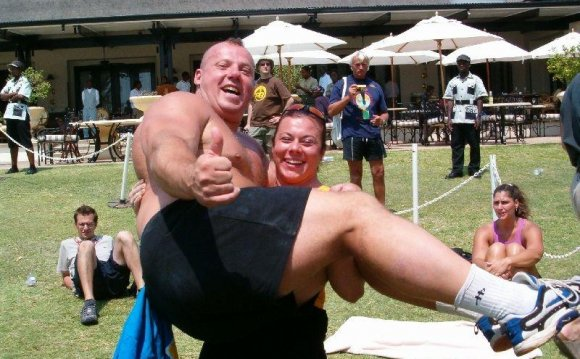 Worlds STRONGEST woman
