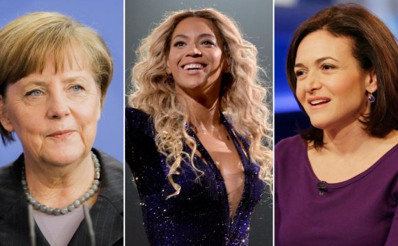 Forbes Powerful Women