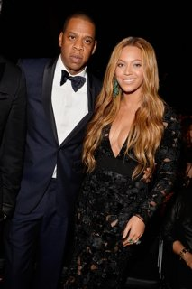 Jay Z and Beyoncé … No longer powerful, according to Billboard.