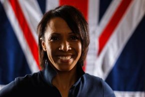 Kelly holmes - inspirational woman