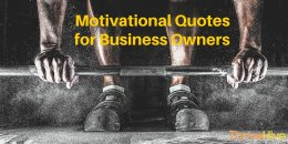 motivational quotes for business owners