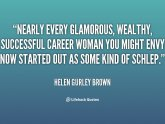 Career Women Quotes