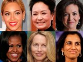 Forbes top 100 Powerful Women