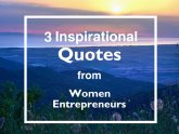 Inspirational Quotes from Women