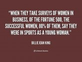 Successful Business Woman Quotes