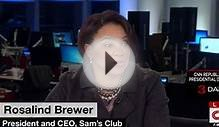 Black female Sam's Club CEO takes action if suppliers