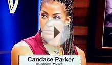 Candace Parker on the importance of female role models.
