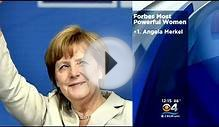 Forbes announces 100 Most Powerful Women of 2013