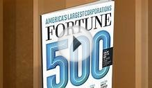 Fortune 500 companies list revealed