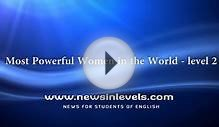 Most Powerful Women in the World - level 2