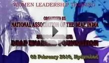 NAD INDIA NEWS-WOMEN LEADERSHIP TRAINING