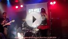 NMN-No MoRe NaMes@Girl Power Fest Gier 12 04 2014 (show)