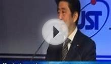 PM Abe Invites Indian Business Leaders To Invest In Japan